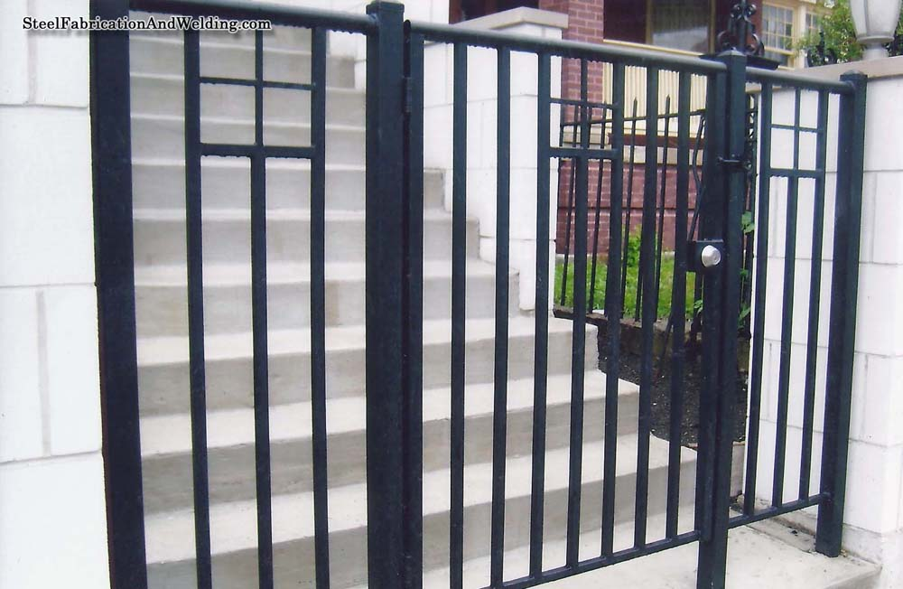 Gates Steel Fabrication And Welding